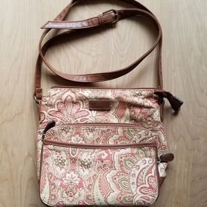 Relic Cross-body purse